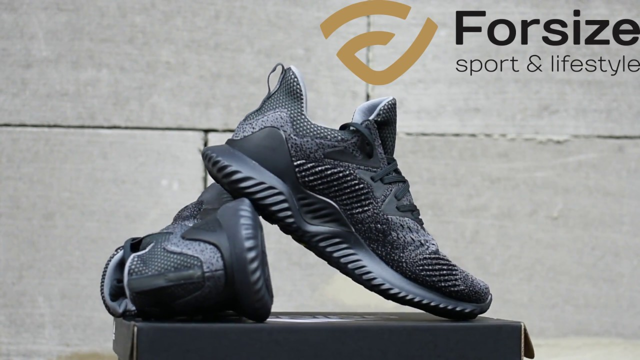 03e9a2bcf7cc0 ADIDAS PERFORMANCE ALPHABOUNCE BEYOND M AQ0573 - YouTube