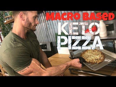 Keto Pizza Recipe: Perfectly Balanced & Macro Based- Thomas DeLauer
