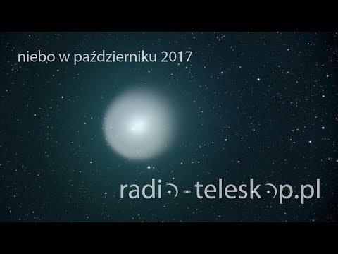 radio-teleskop.pl niebo w październiku 2017 | kometa na niebie!