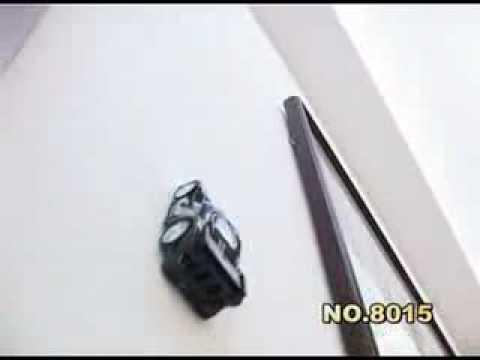 Антигравитационна кола - Wall climber car - количка която се движи по стени 11