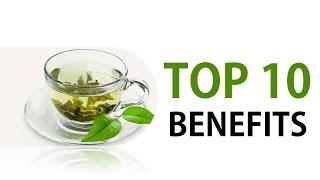 Top 10 Benefits of Green Tea    HEALTH TIPS   HEALTH BENEFITS   QUICKRECIPES