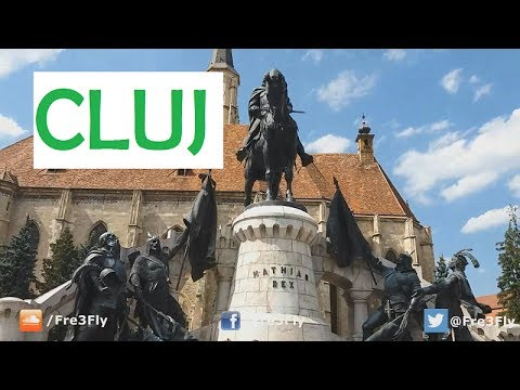 CLUJ (RO) - MUSIC & TRAVEL VLOG #3