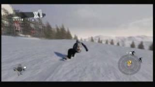 Shaun White Snowboarding (Xbox 360) Target Mountain
