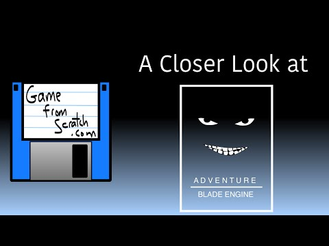 A Closer Look at Bladecoder Adventure Engine