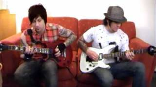 Zacky Vengeance & Synyster Gates (Total Guitar; Guest Lesson)