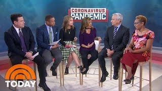 How To Talk To Your Kids And Loved Ones About The Coronavirus | TODAY