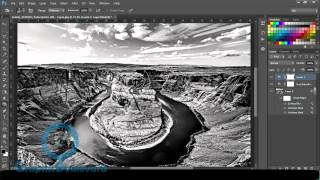 Videotutorial Photoshop CS6: Bianco e Nero con contrasto