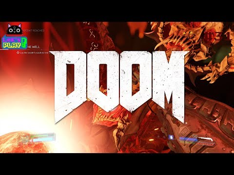 THE FLOOR IS (mostly) LAVA - LeK Plays - DOOM #31