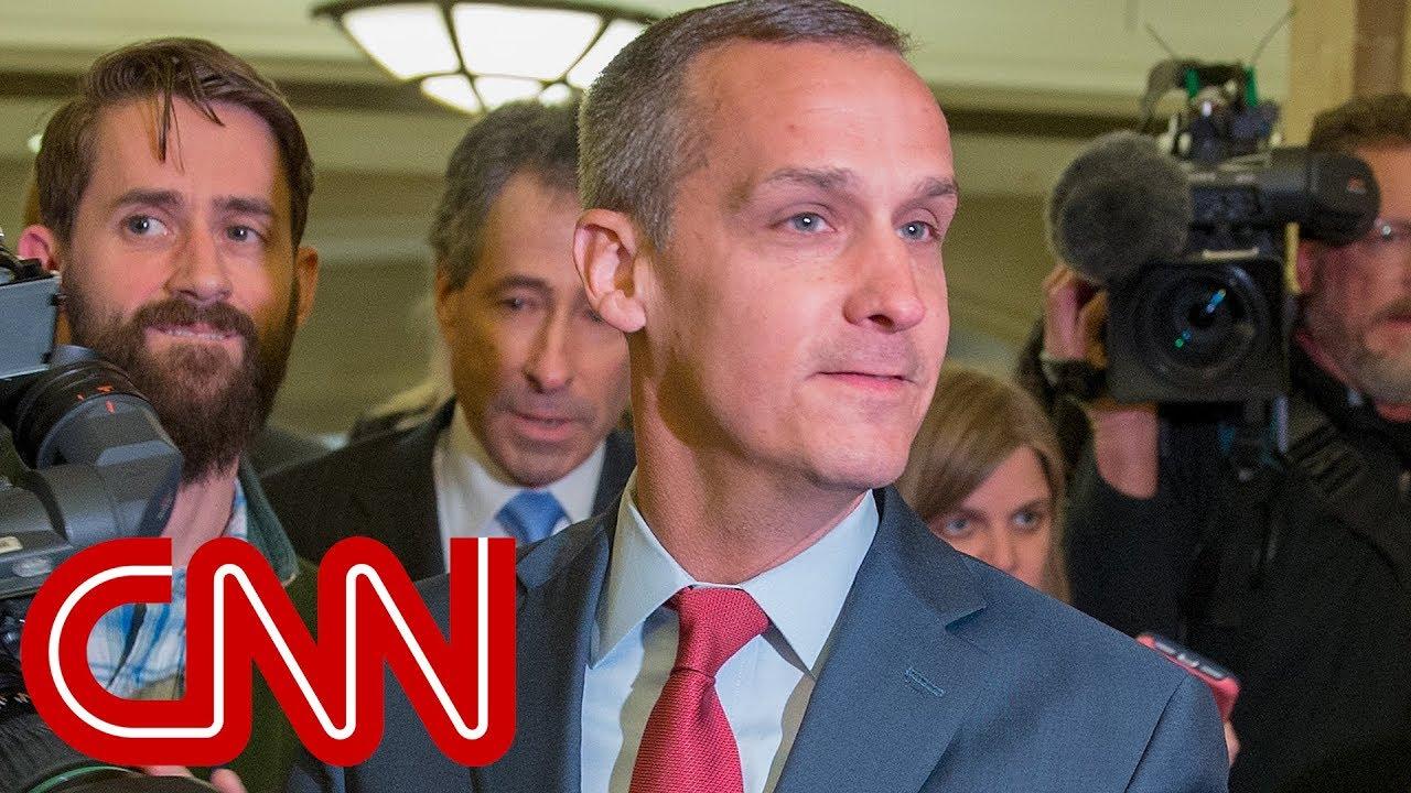 Corey Lewandowski: I was mocking Democrat, not girl