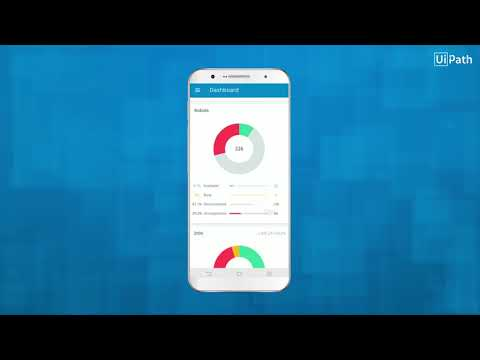 Supervise RPA On The Go With The UiPath Orchestrator Mobile App