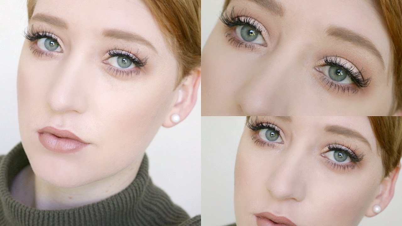 simple makeup tutorial for everyday | pale skin