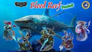 DeepWars Blood Reef Project Video