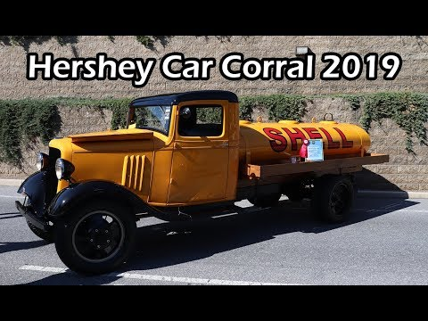 Hershey Car Show 2020.Best Of The Hershey Aaca Fall Swap Meet Car Corral Youtube
