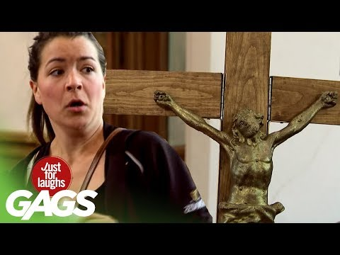 Religious Gags - Best of Just For Laughs Gags