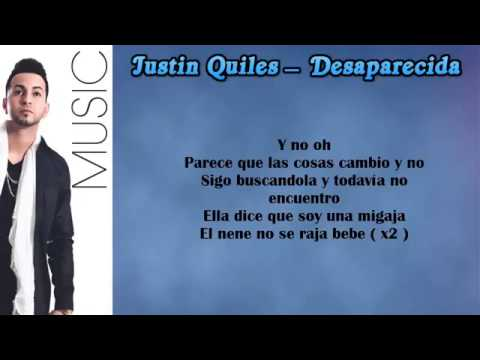 Download Desaparecida J Quiles Letra Original Mp3 Mp4 3gp Flv
