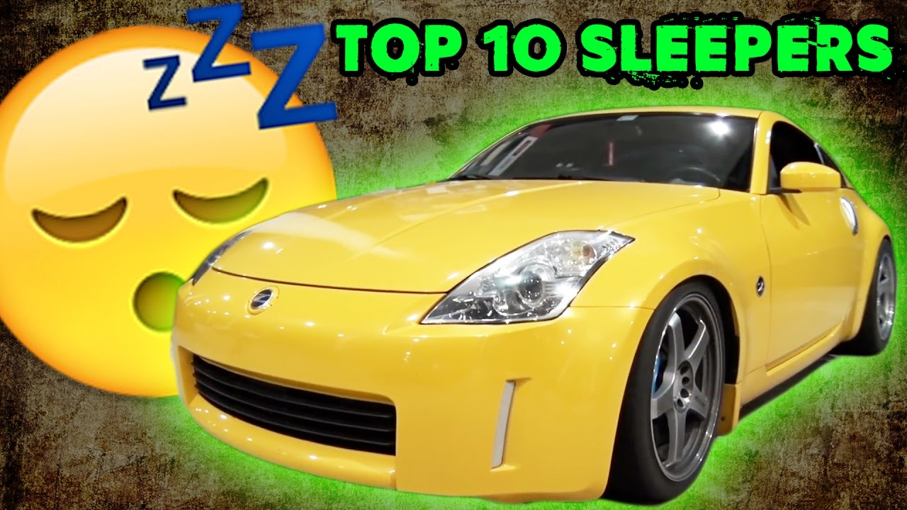 top 10 unsuspectingly fast cars youtube