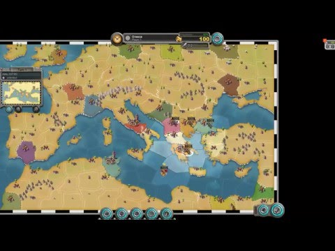 Age Of Conquest  IV (Ancient Greece #1) - Barbaric Beatdowns!