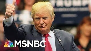 Donald Trump Gets Backing Of New York Jets Owner Woody Johnson | Morning Joe | MSNBC