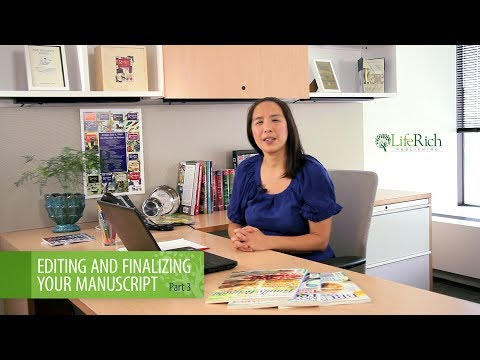 LifeRich Publishing | 6 Tips on How to Get Published Part 3: Editors, Staying Consistent, Indexing