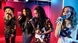 Little Mix - Holy Grail/Counting Stars/Smells Like Teen Spirit in the Live Lounge