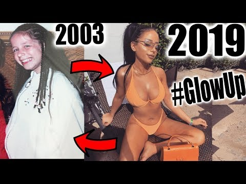 HOW TO GLOW UP!