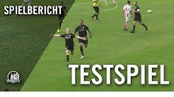 TV Herkenrath 09 - 1. FC Köln (Testspiel)