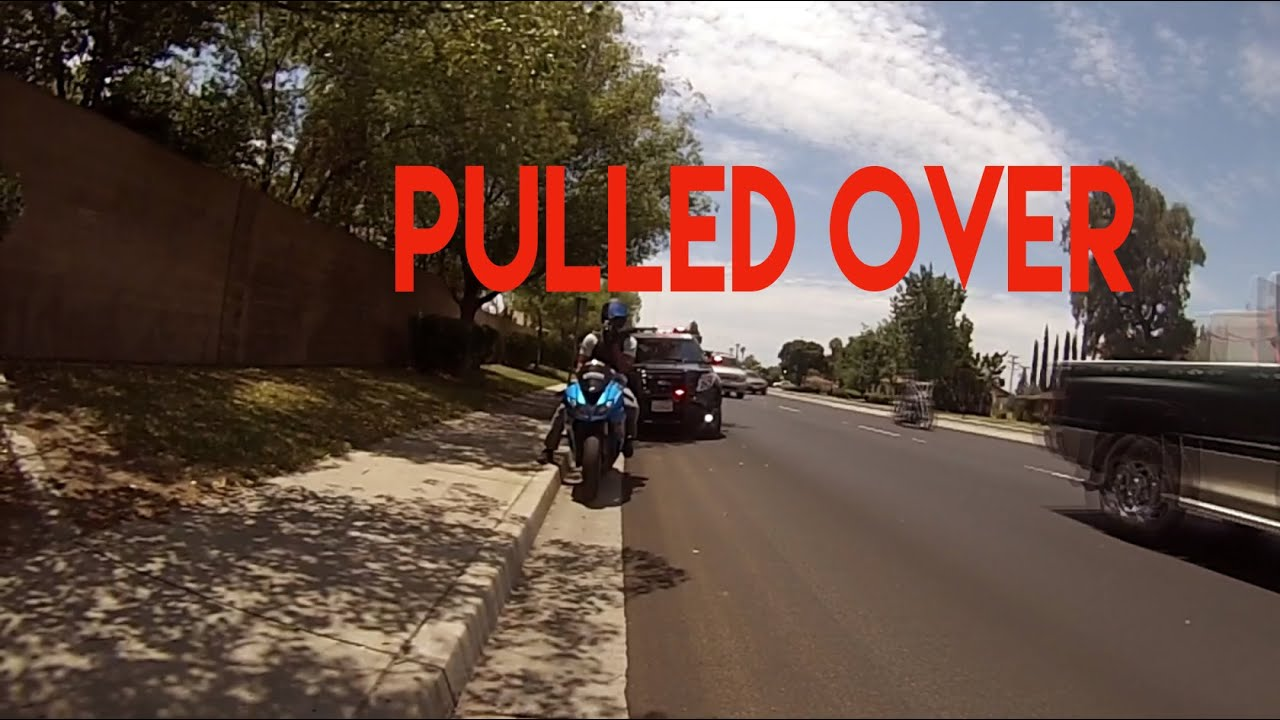 how to avoid a ticket when pulled over