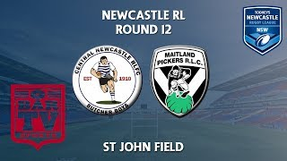 2018 Newcastle RL 1st Grade Round 12 - Central Newcastle Butcher Boys v Maitland Pickers
