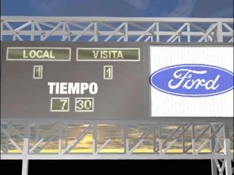 Bogata Soccer Stadium Pre-vis Animation