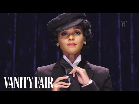 Janelle Monaé Ties a Windsor Knot While Impersonating a Puppy | Secret Talent Theatre | Vanity Fair