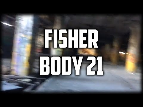 Urbex: Running into Drunk People at the Fisher Body 21 Plant