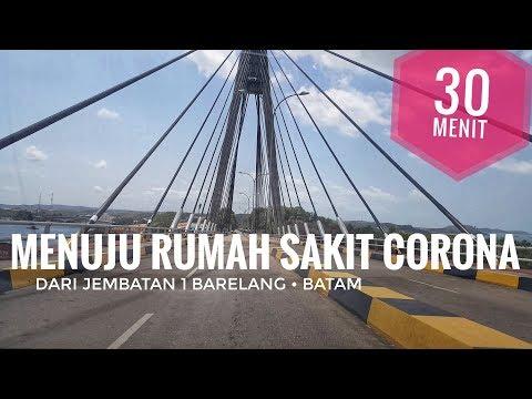 jalan-trans-barelang-menuju-rumah-sakit-corona-galang-ex-camp-vietnam-dari-jembatan-1-batam-2020