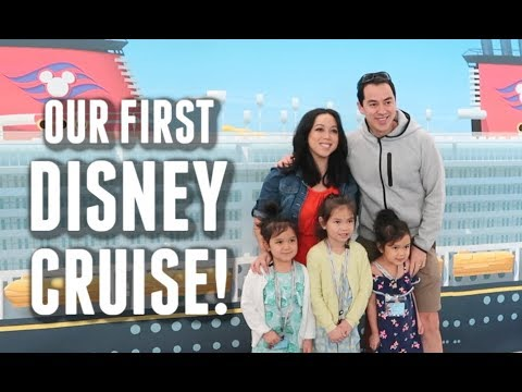 Our First Disney Cruise and Room Tour! - itsjudyslife