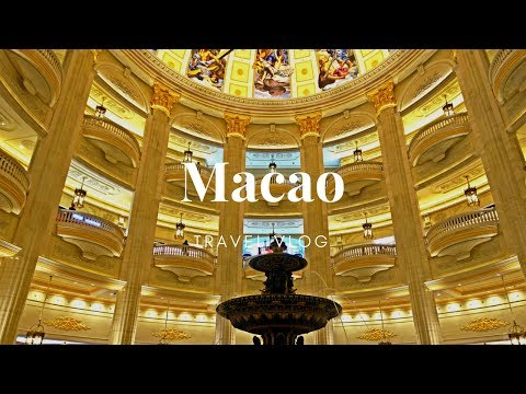 MACAU TRAVEL VLOG 澳门之旅
