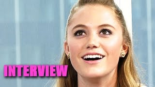 'It Follows' Star Maika Monroe Plays Would You Rather