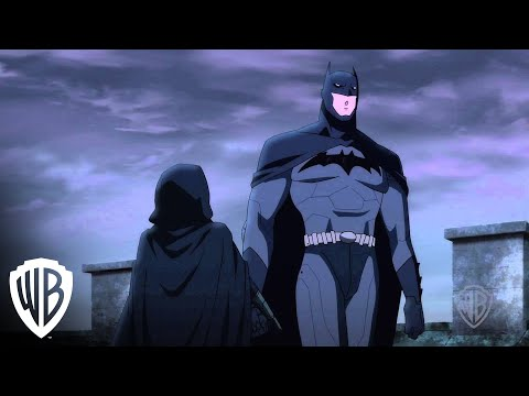Batman vs. Robin   Batman Damien Fight