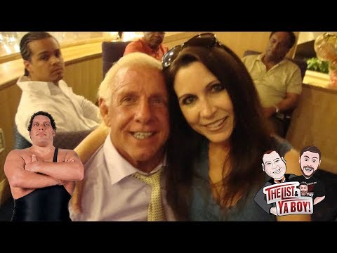 The List & Ya Boy #33! Ric Flair, Baron Corbin's Cash-In, Summerslam, Andre's GIANT JUICE, More