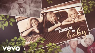 You'll Always Be My Baby (Written for Daughters' Weddings) (Official Lyric Video)