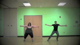 A Fat Girl Dancing: Talk Dirty (Jason Derulo)