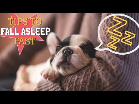 One Surprising Trick to Fall Asleep Faster & Stay Asleep (Even Insomniacs) + Giveaway
