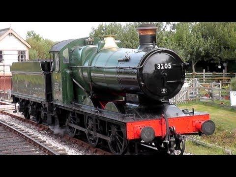 A Day on the South Devon Railway 16/08/13