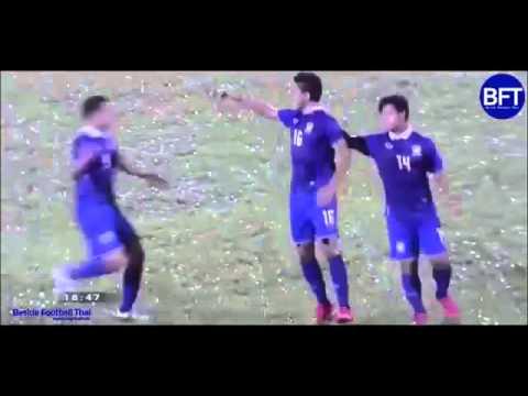 ไฮไลท์ เวียดนาม u21 4-2 เมืองทอง u19 ฟุตบอลทันเนียนคัพ 2015