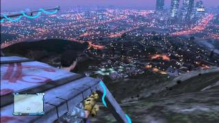 Grand Theft Auto 5 - Space Car (Space Docker) Online
