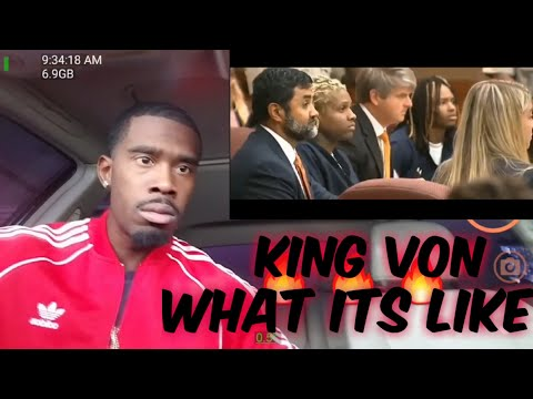 King Von – What It's Like Official Music Video (Reaction)