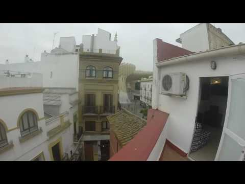 1-bedroom apartment with terrace for rent in Seville City Centre - Spotahome (ref 118508)