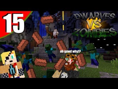 DVZ - 15 - Captain's Crazy Slabs (full match) - Multiplayer Minecraft Minigame