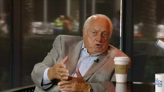 Tommy Lasorda Talks About The Lifetime Ban of Pete Rose on The RE Show 4/16/15