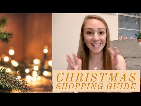 ULTIMATE CATHOLIC CHRISTMAS SHOPPING GUIDE // gifts for the whole family