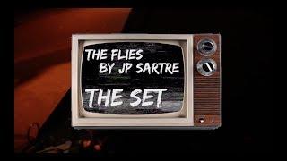 THE FLIES - Behind The Scenes, episode 6: the set