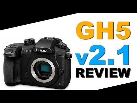 Panasonic GH5 v2.1 Review